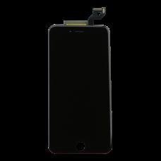 Дисплей iPhone 6S Plus в сборе со стеклом Чёрный (Space Gray) OEM оригинал