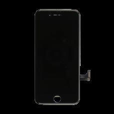 Дисплей iPhone 7 Черный с рамкой, тачскрином с олеофобным покрытием, оригинал