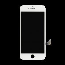 Дисплей iPhone 7 Белый с рамкой, тачскрином с олеофобным покрытием, оригинал