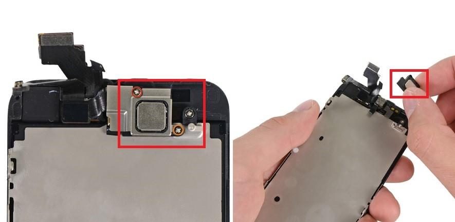 Отходит экран на iphone 5s как исправить