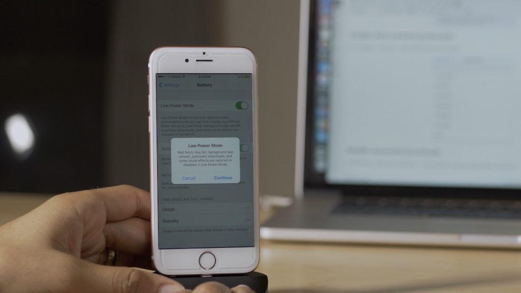 Почему аккумулятор на айфоне быстро разряжается 5
