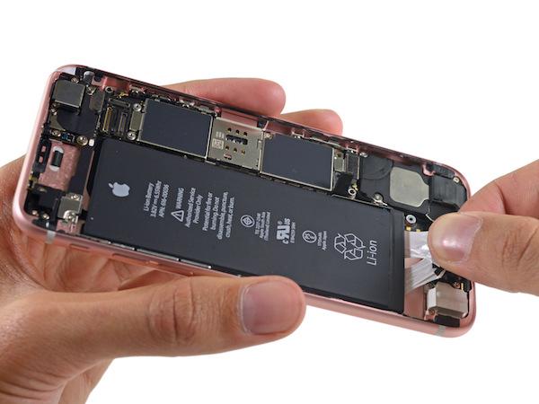 Замена батареи в айфоне 5 своими руками