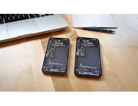 Внутренности iPhone 13 Pro и Pro Max - Обои для рабочего стола