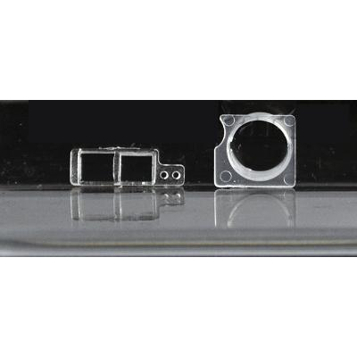 Направляющие для крепления передней камеры iPhone SE 2