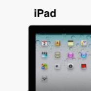 Запчасти для iPad 1