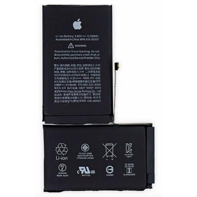 Аккумулятор iPhone X OEM оригинал