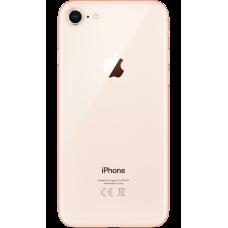Стекло задней крышки iPhone 8 Золотая (Gold) Оригинал