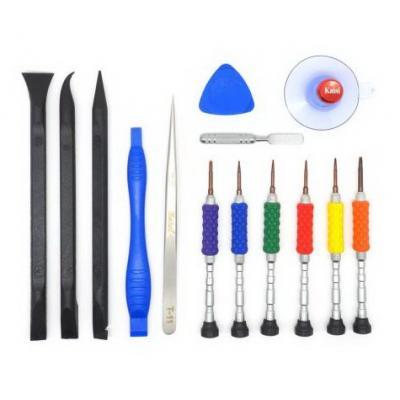 Набор инструментов  для вскрытия iPhone любого поколения KAISI K-T3601