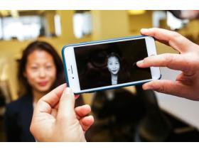 Портретное освещение (Portrait Lighting) на iPhone 8 Plus