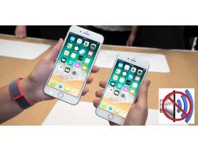 Проблемы со звуком в iPhone 8 - замена динамиков