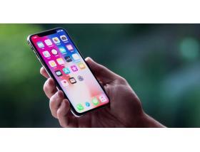 Хруст экрана iPhone X – что делать?