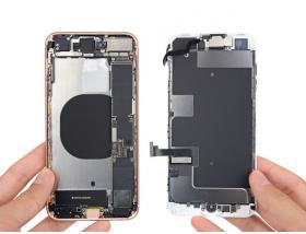 Замена фронтальной камеры на iPhone 8 и iPhone 8 Plus
