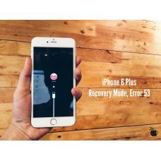 Ошибка 53 на iPhone 6. Причины и решение