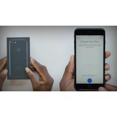 Как активировать и настроить IPhone 7