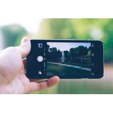 Режим портретной съемки на IPhone 7