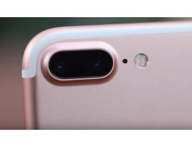 Замена основной камеры в iPhone 7 Plus