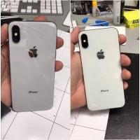 Как заменить стекло задней крышки на iPhone X