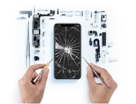 Замена экрана на iPhone XS Max – Инструкция