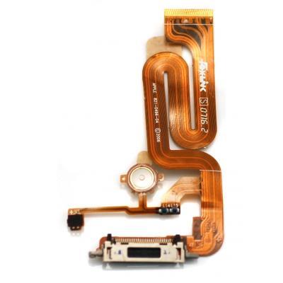 Порт зарядки/синхронизации iPhone 2G + шлейф в сборе оригинал