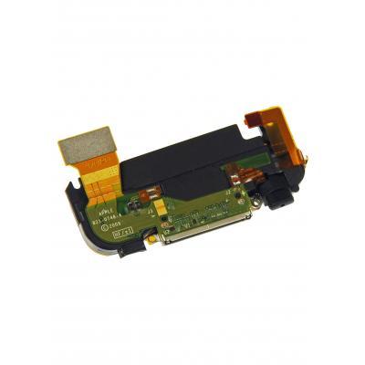 Порт зарядки/синхронизации iPhone 3Gs + шлейф в сборе оригинал