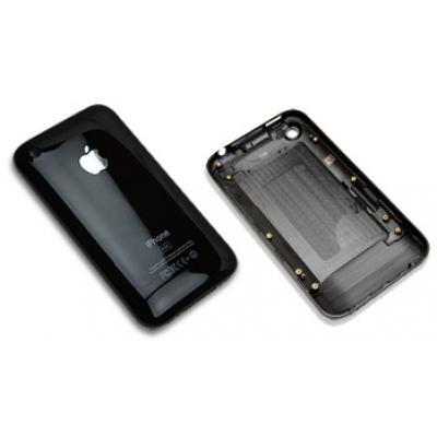 Задняя крышка iPhone 3Gs 16/32Gb Черная
