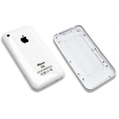 Задняя крышка для iPhone 3Gs 16/32Gb Белая