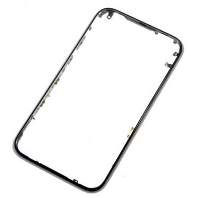 Рамка iPhone 3Gs хромированная оригинал
