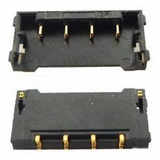 FPC Коннектор аккумулятора iPhone 4