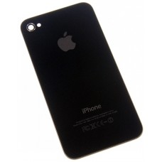 Задняя крышка для iPhone 4 черная OEM оригинал