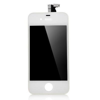 Экран iPhone 4 (Дисплей) белый OEM оригинал