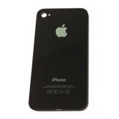 Стекло задней крышки iPhone 4 БЕЗ РАМКИ, оригинал