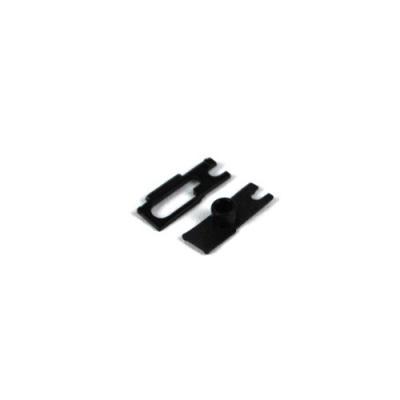 Пластиковые держатели для отверстия динамика и микрофона iPhone 4