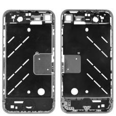 Корпус для iPhone 4 средняя металлическая рамка оригинал