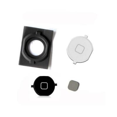 Кнопка Home iPhone 4S в сборе с прокладкой