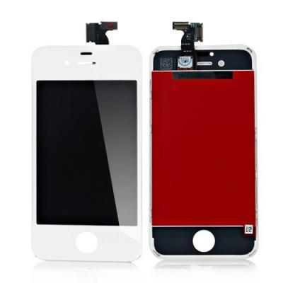 (Дисплей) Экран iPhone 4S белый OEM оригинал