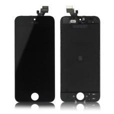Дисплей iPhone 5 в сборе со стеклом черный OEM оригинал