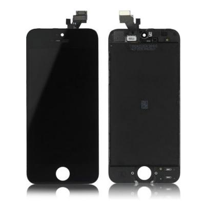 Дисплей iPhone 5 (экран в сборе) черный OEM оригинал