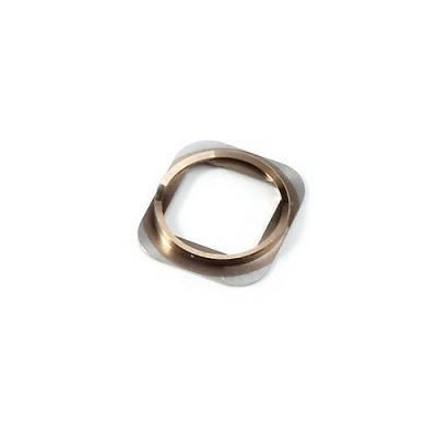 Металлическое кольцо кнопки Home iPhone 5S Gold