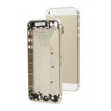 Корпус iPhone 5S Gold (золотой) оригинал