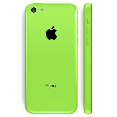 Корпус iPhone 5C (задняя крышка) | зеленый оригинал
