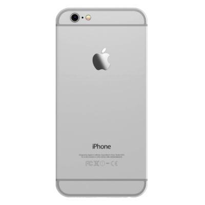 Корпус для iPhone 6 Plus Silver оригинал