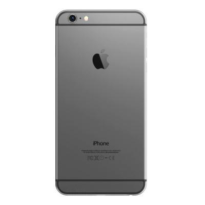 Корпус для iPhone 6 (задняя крышка) - Space Gray оригинал