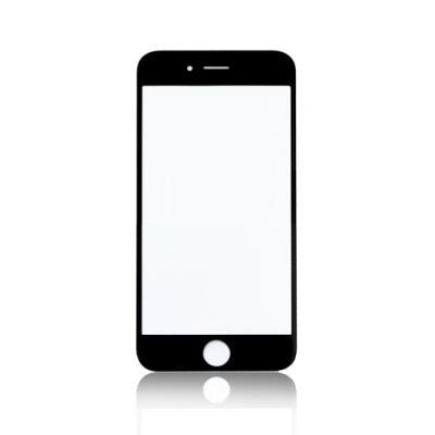 Стекло для iPhone 6 Plus черное оригинал