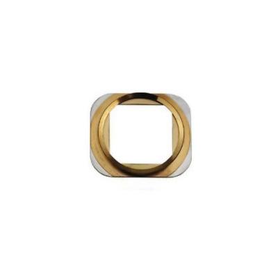 Металлическое кольцо кнопки Home iPhone 6 Gold