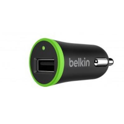 Универсальное автомобильное зарядное устройство Belkin Micro Charger 2.1 AMP Черный
