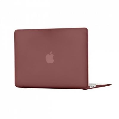 "Чехол Hardshell Case для Macbook Air 13.3"" Бледно-красный"