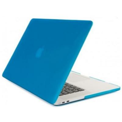 "Чехол Hardshell Case для Macbook Pro 15.4"" Голубой"
