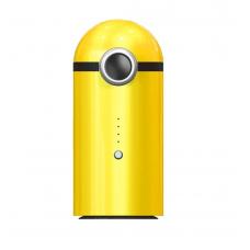 Внешний универсальный аккумулятор RPL-36 Cutie Se 10000 mAh Желтый
