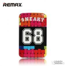 Внешний аккумулятор универсальный Remax Coozy series 10000 mAh 68