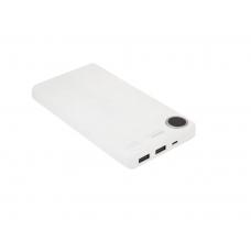 Внешний универсальный аккумулятор Remax RPP-59 20000 mAh Белого цвета